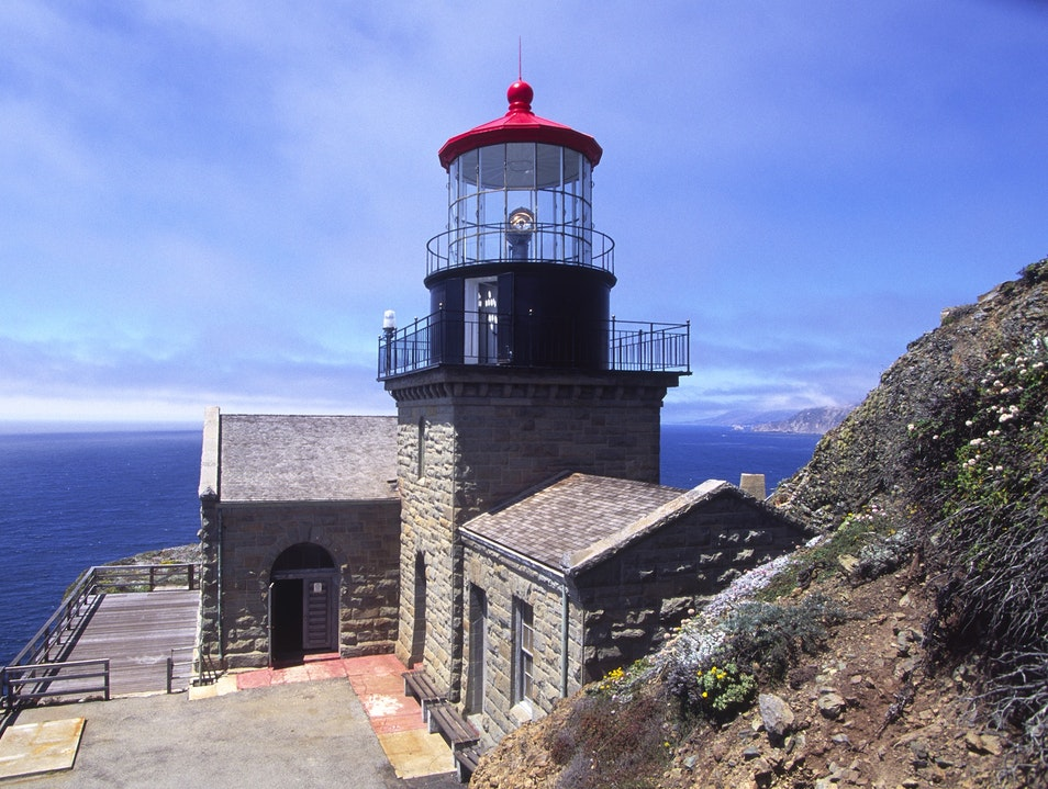 Tour the Point Sur lighthouse Monterey California United States