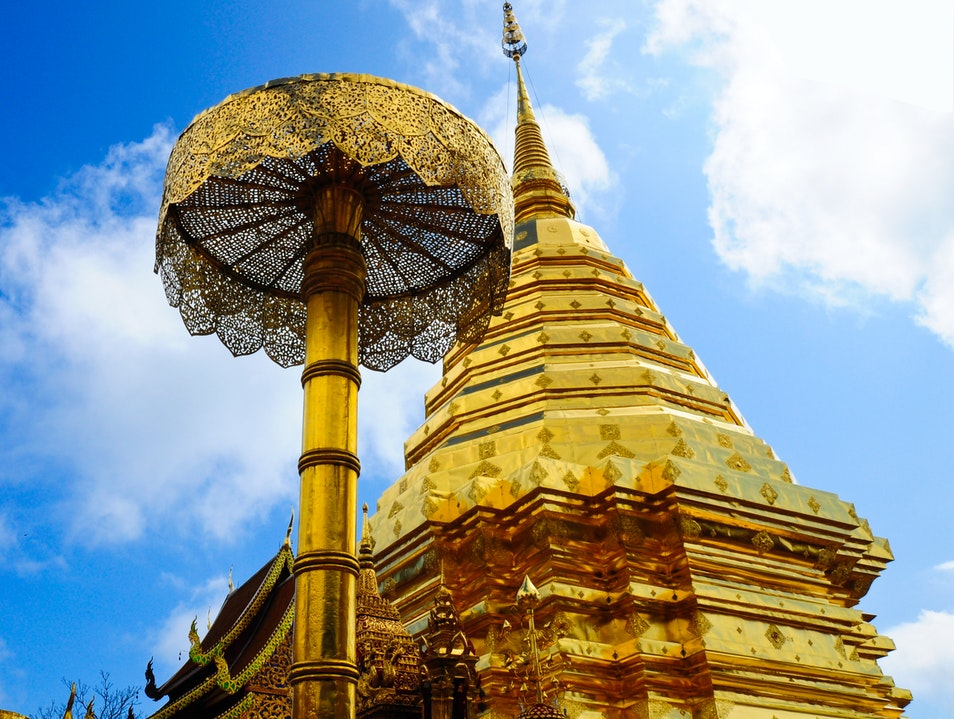 Take a 'Rainy Retreat' to Get Away from it all… Mueang Chiang Mai  Thailand