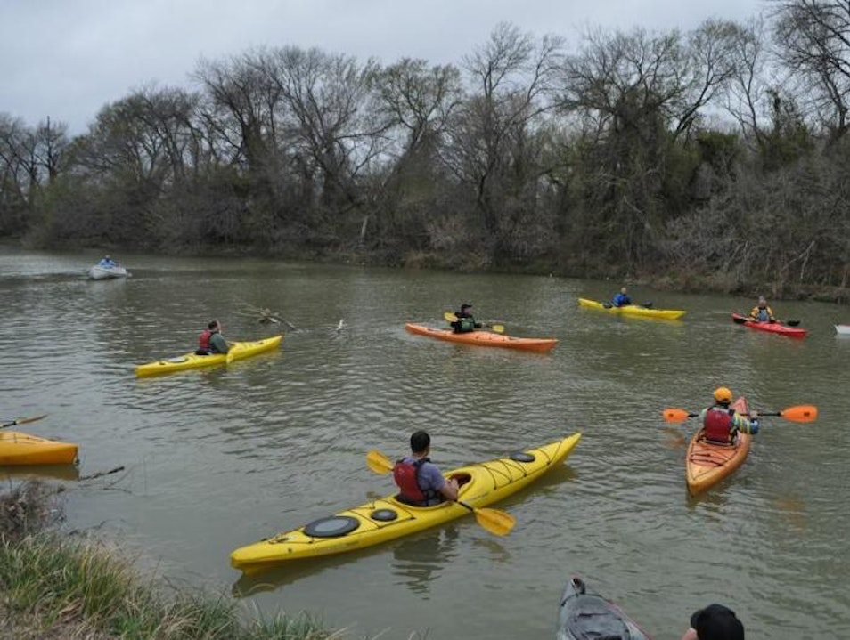 Take to the Lake in a Kayak Grapevine Texas United States