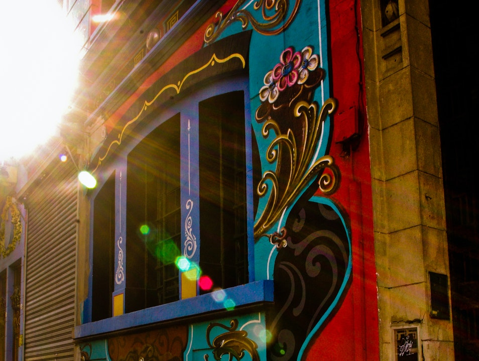 Unlikely Art: Buenos Aires Abasto  Argentina