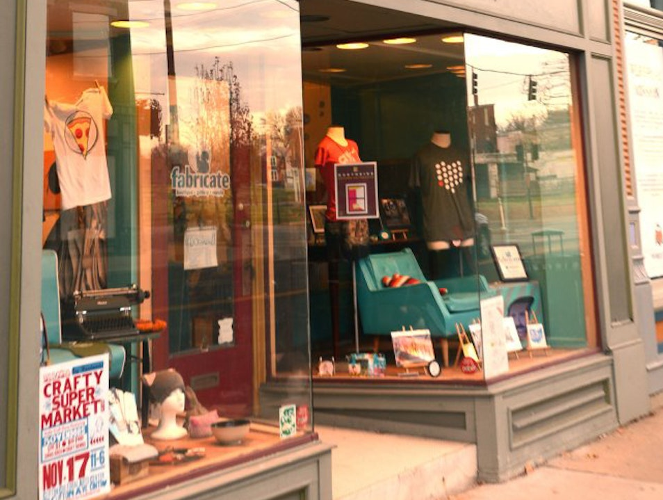 Unique Boutique with Locally-Made Items