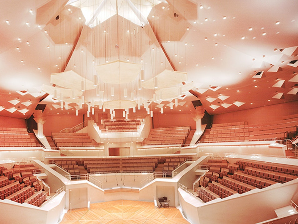 Berliner Philharmonie | Berlin Philharmonic Hall  Berlin  Germany