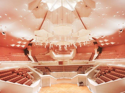 Berliner Philharmonie Berlin  Germany