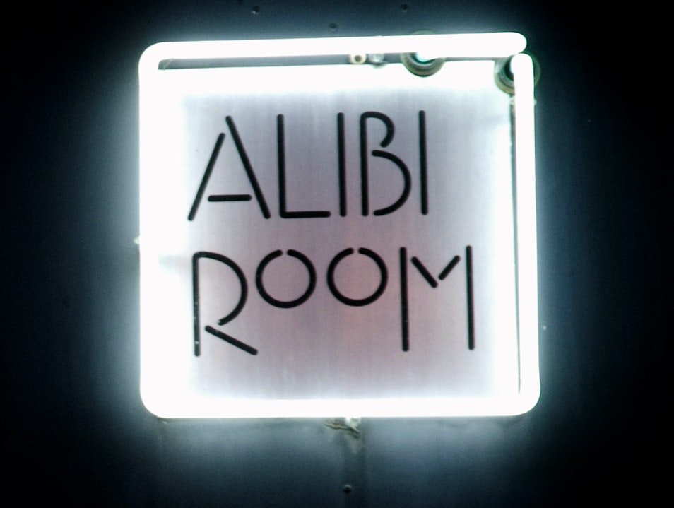 More than 50 beers on offer at the Alibi