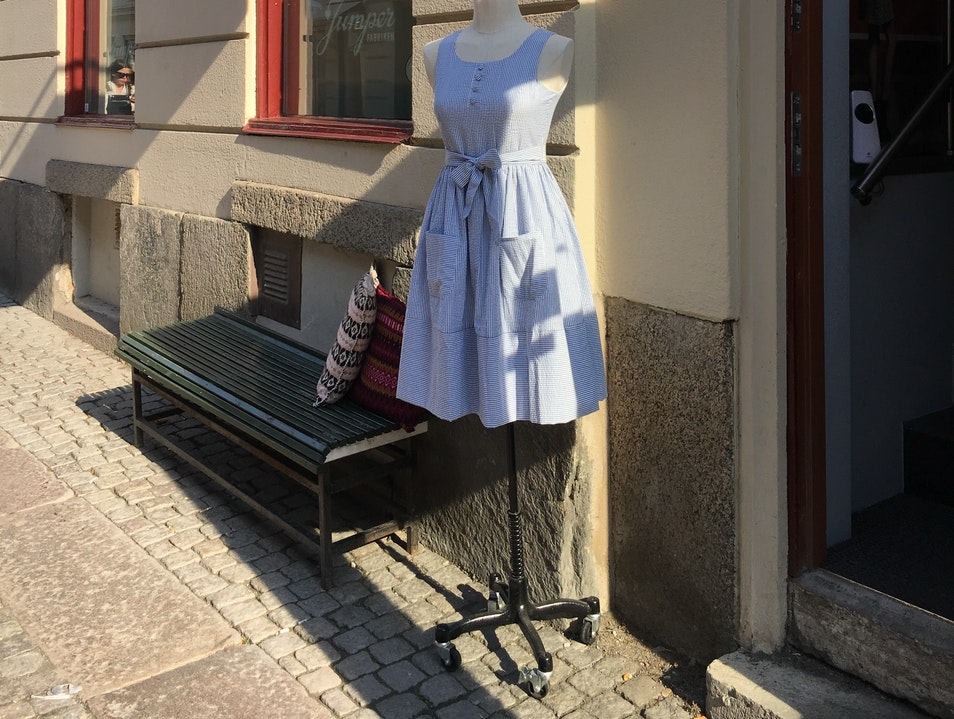 Fifties-Style Fashion Gothenburg  Sweden