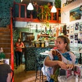 The Little Cafe Barcelona  Spain