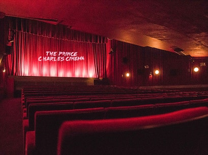 The Prince Charles Cinema London  United Kingdom