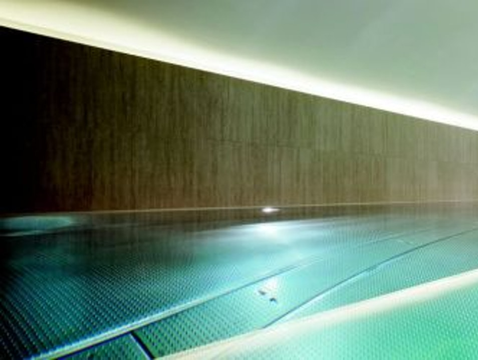 Spa Club at Hotel Sans Souci Vienna  Austria