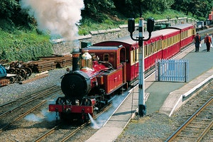 The Isle of Man Steam Railway and Heritage Trail