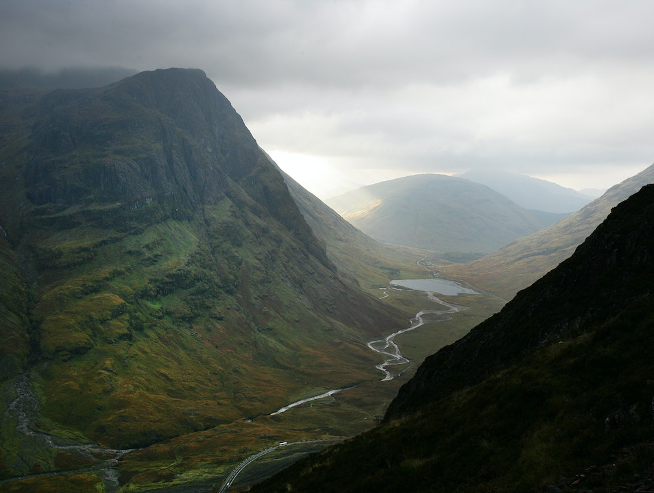 Glencoe National Nature Reserve   United Kingdom