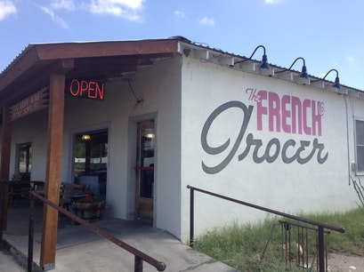 French Co Grocer Marathon Texas United States