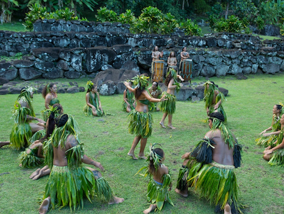Travel Back in Time in The Marquesas Islands