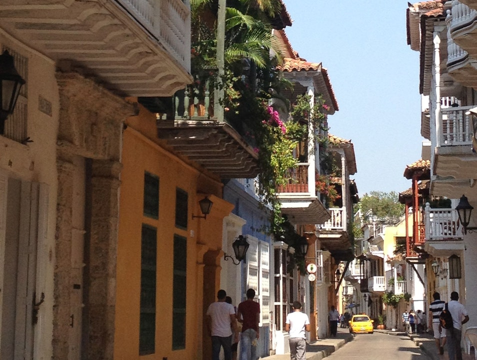 The Jewel of Latin America Cartagena  Colombia