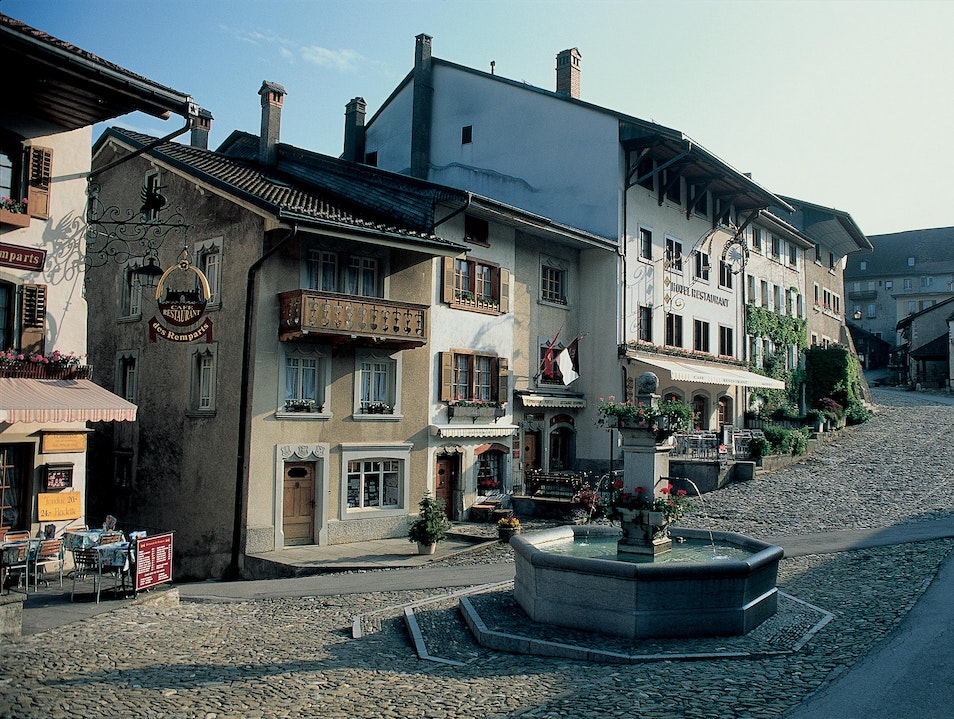 A Town for Cheese Lovers