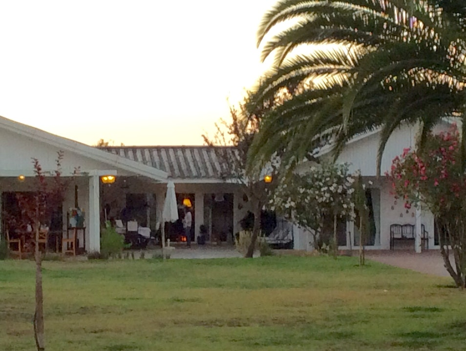 Beautiful tranquil setting for country inn Aldeia Do Meco  Portugal