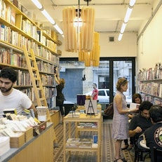 Papercup Bookstore