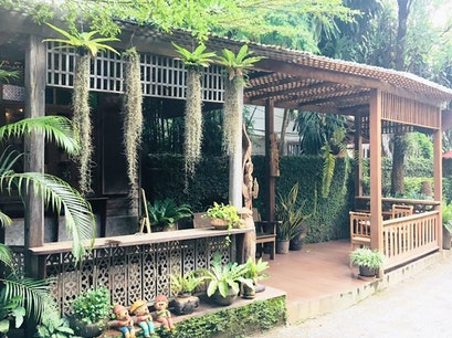 Tanita Coffee House & Thai Cuisine Wat Gate  Thailand