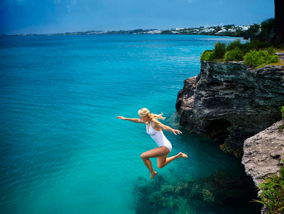 Fear Of Heights Devonshire  Bermuda