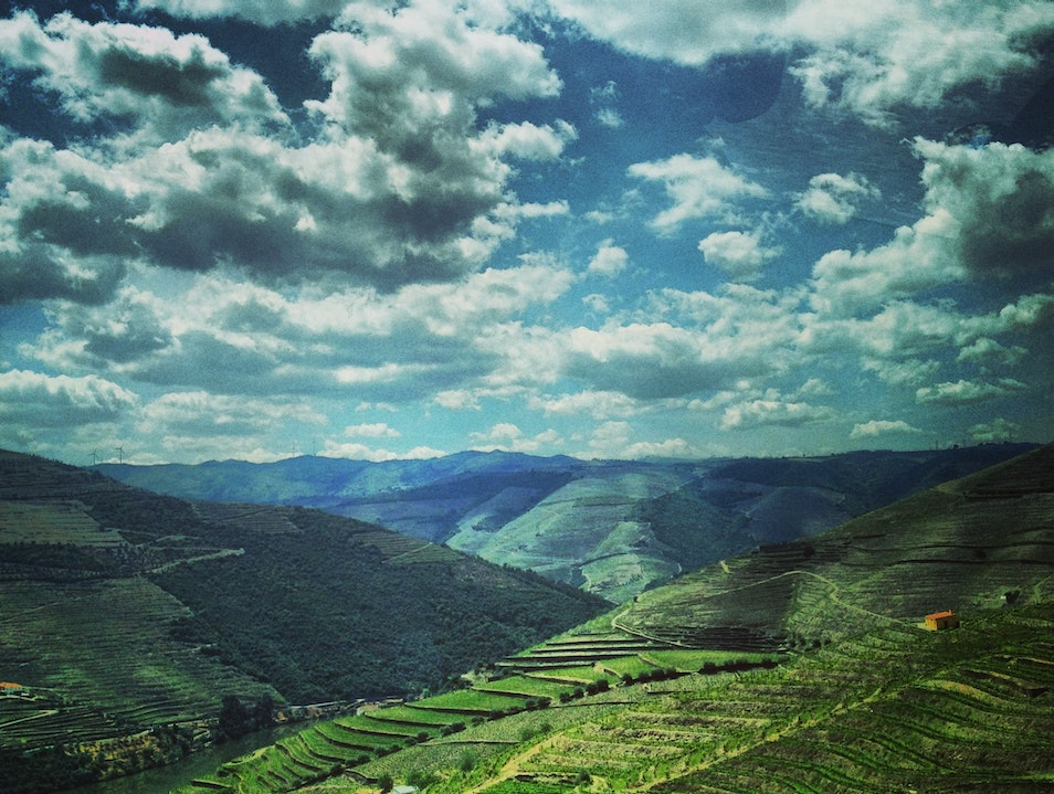 A Dream Meal in the Douro