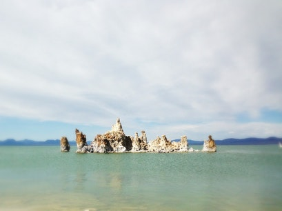 Mono Lake Lee Vining California United States