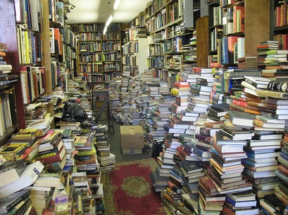 Voltaire and Rousseau Bookshop Glasgow  United Kingdom
