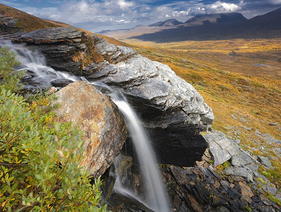 Abisko National Park Kiruna  Sweden