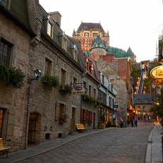 Lower Town of Old Québec