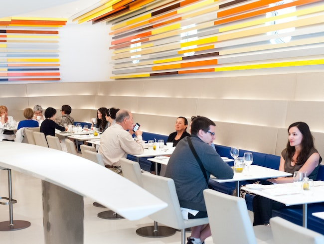Refined Eatery at the Guggenheim