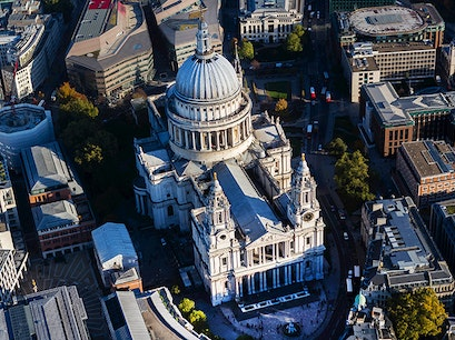 St. Paul's Cathedral London  United Kingdom
