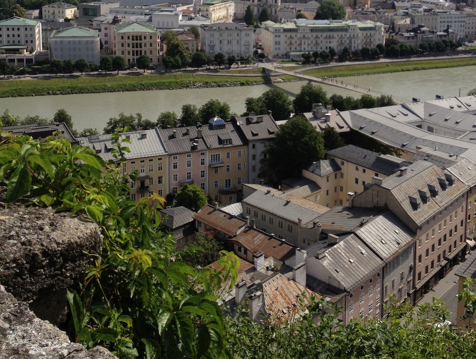 Beautiful Salzburg