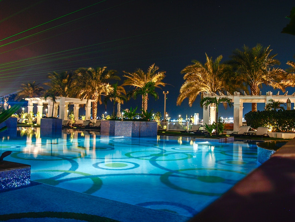 St. Regis' Restful Corniche Resort Abu Dhabi  United Arab Emirates