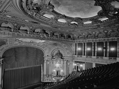 Boston Opera House Boston Massachusetts United States