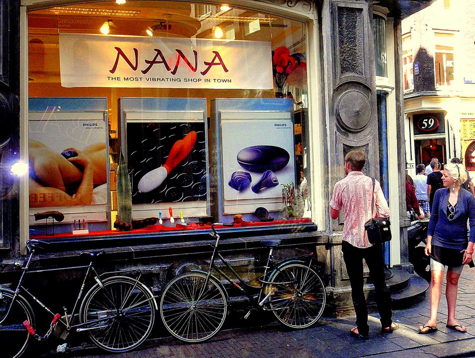 Double Your Pleasure at Nana's  Amsterdam  The Netherlands