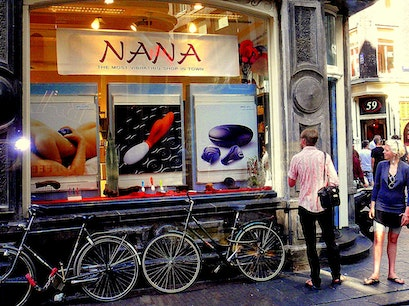 Nana Sexshop Amsterdam  The Netherlands