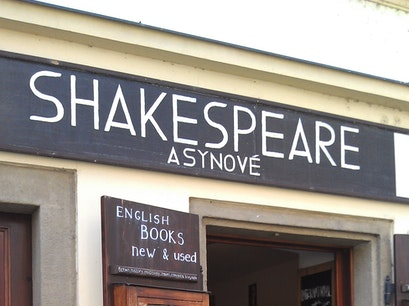 Shakespeare & Sons Prague  Czech Republic