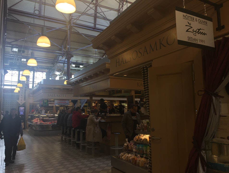 Explore Gothenburg's Culinary Scene Gothenburg  Sweden