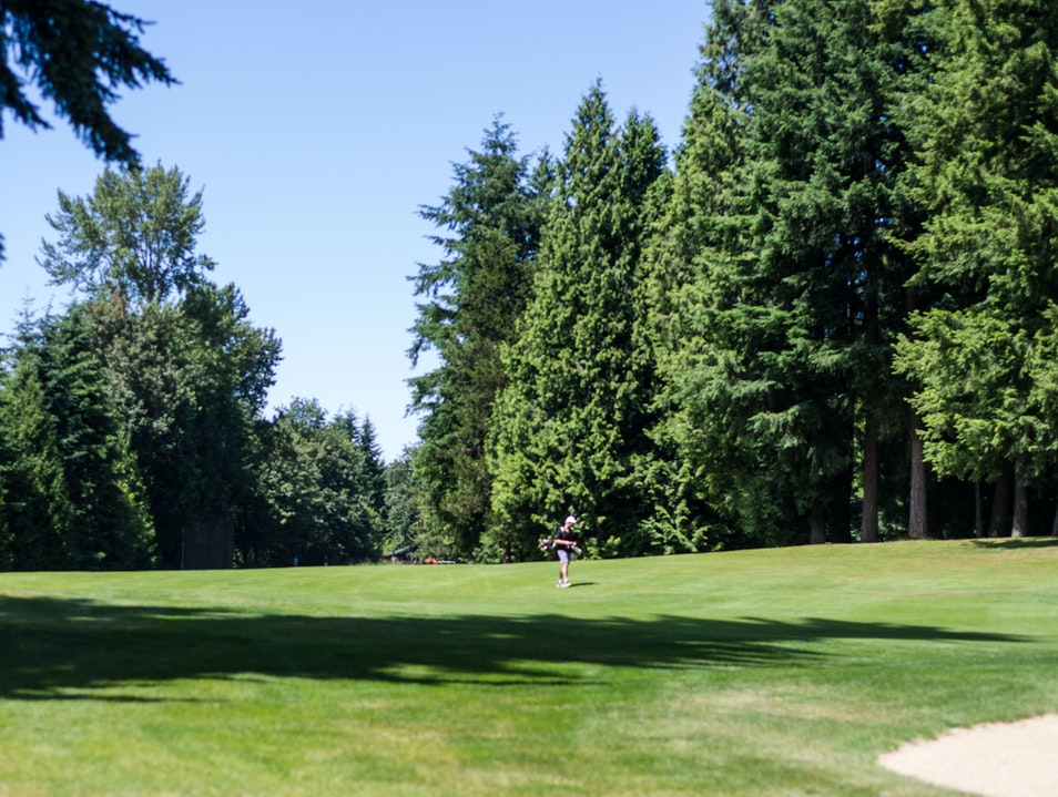 Play a Round in Bellevue  Bellevue Washington United States