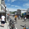 Main St Mackinac Island Michigan United States