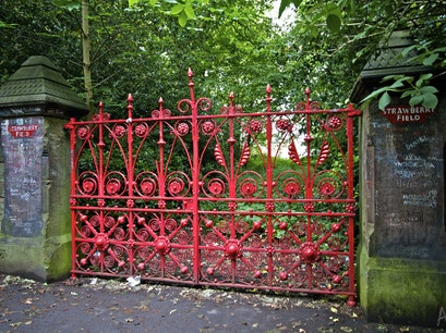 Strawberry Field Community Home Liverpool  United Kingdom