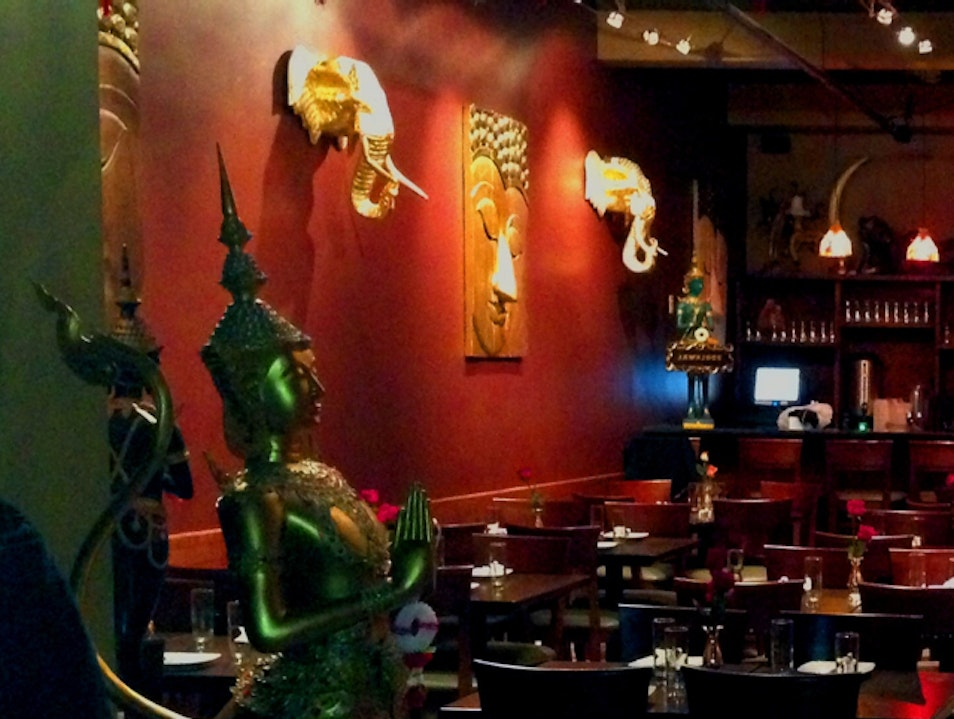 The best of traditional Thai food Pittsburgh Pennsylvania United States