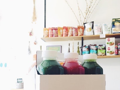 Beet Jar Juicebar & Takeaway Cleveland Ohio United States