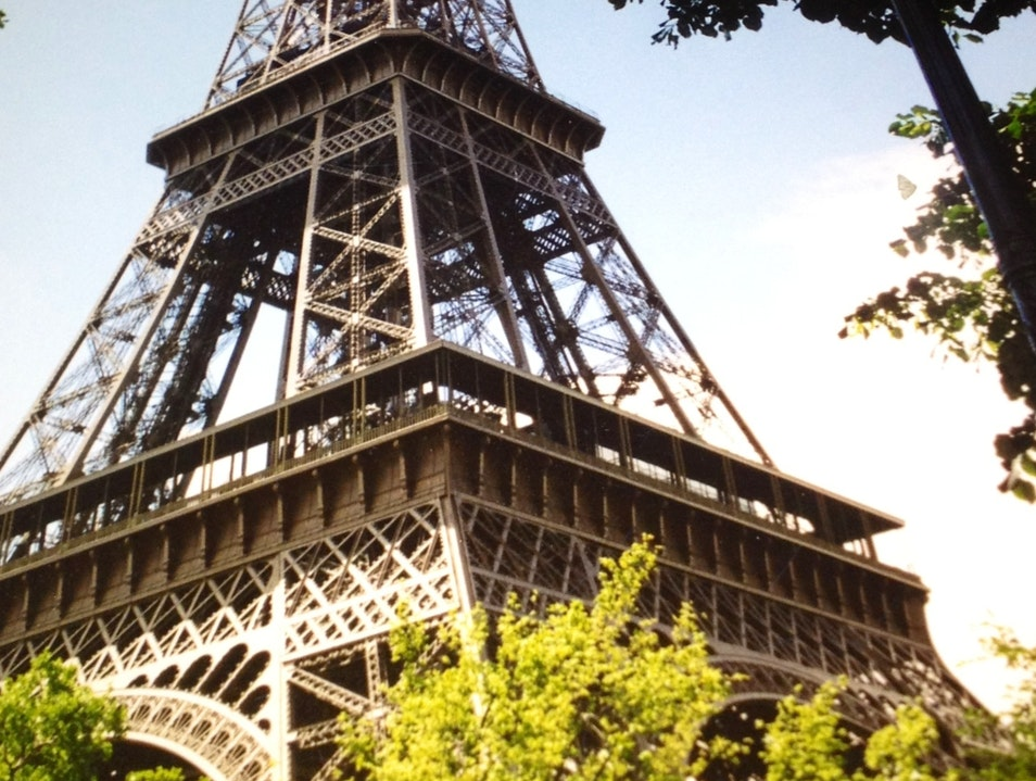 Parisian Perspectives: Eiffel Tower