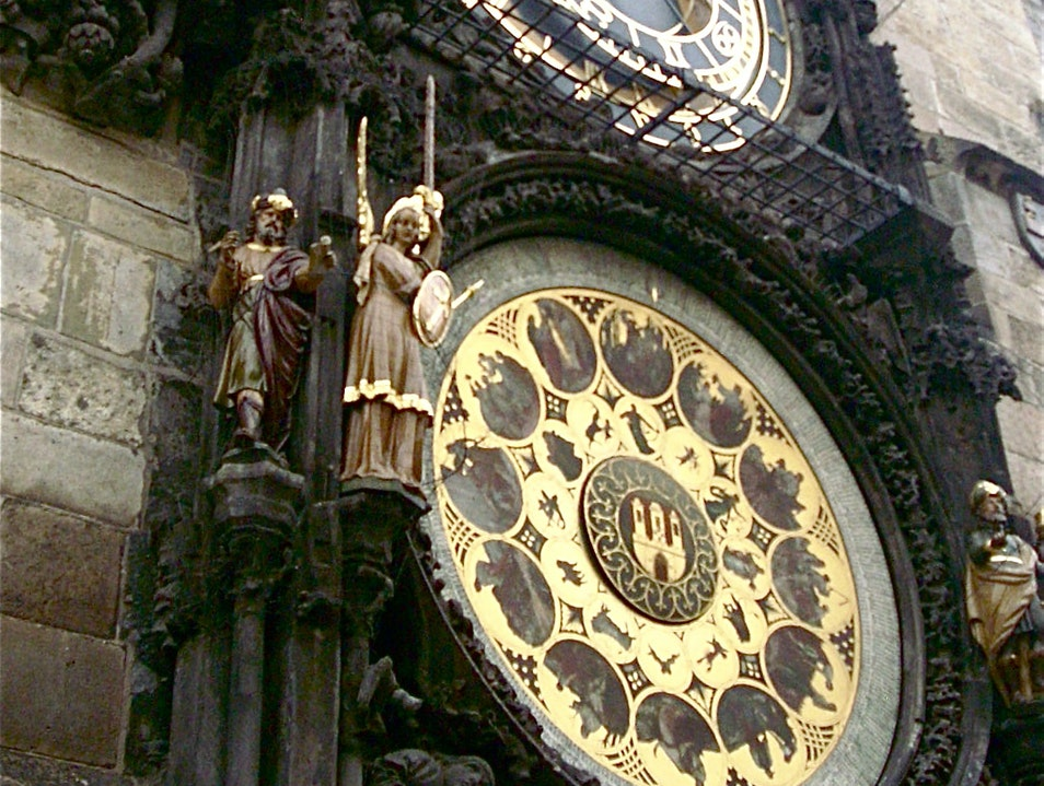 Check out Pražský orloj the world's oldest working astronomical clock Prague  Czech Republic