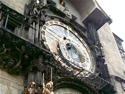 Pražský orloj Prague  Czech Republic