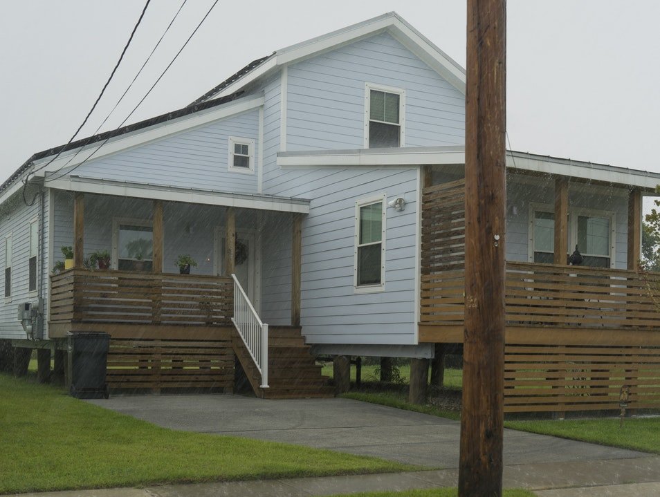 Make It Right–Rebuilding New Orleans after Katrina