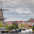 De Gooyer Windmill Amsterdam  The Netherlands