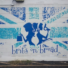 Brits on Broad
