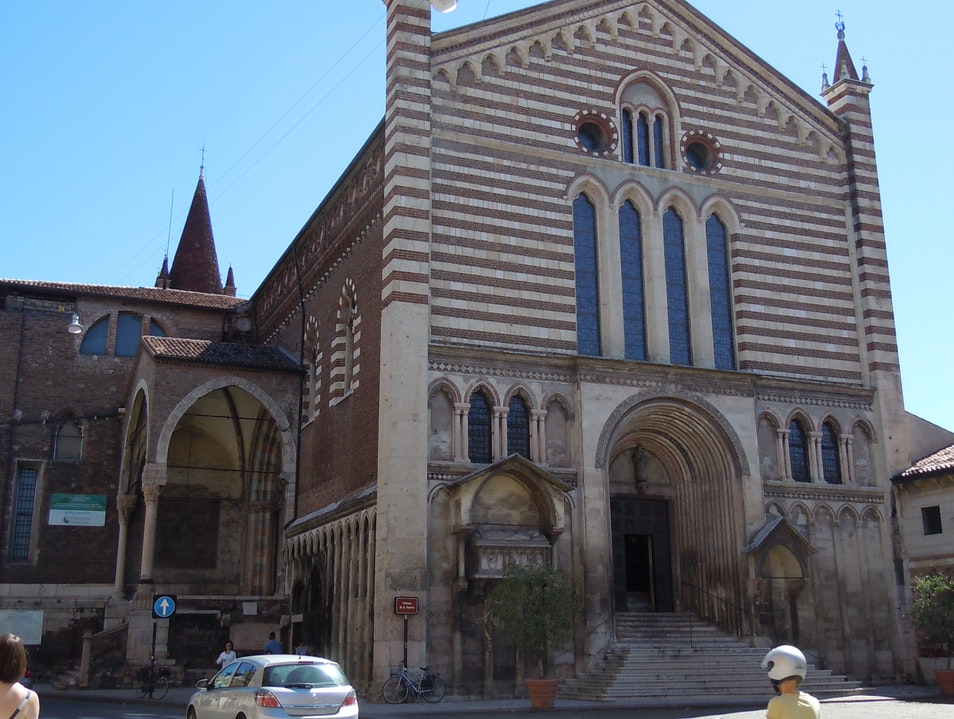 Hidden Verona: 3 Layers of History in One Church