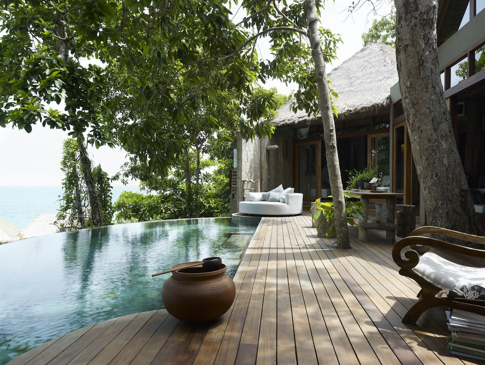 Stay at Cambodia's First Marine Reserve