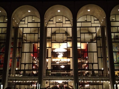 Lincoln Center for the Performing Arts New York New York United States
